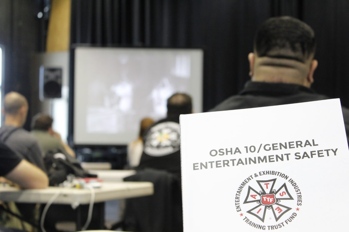 OSHA 10/GENERAL ENTERTAINMENT SAFETY