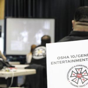 OSHA 10/GENERAL ENTERTAINMENT SAFETY