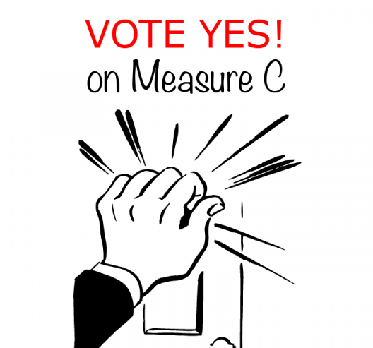 Canvassing for Measure C